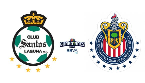 Entra aquí y conoce la hora, canal de transmisión y dónde juegan el Chivas vs. Santos por la Liga MX Guardianes 2020. (Foto: Producción)