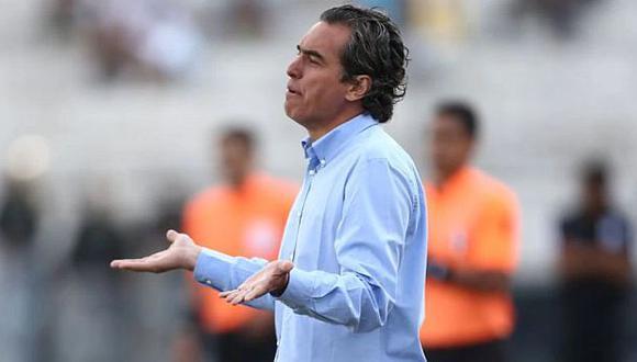 Chemo del Solar es entrenador de la Universidad César Vallejo. (Foto: El Comercio)