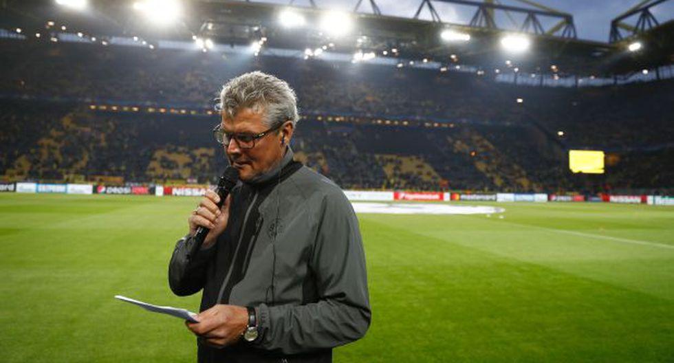 Dortmund vs. Mónaco: choque suspendido se juega este miércoles