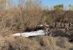 EE.UU.: Al menos cuatro muertos en accidente de avioneta en California