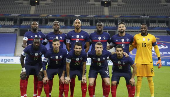 Francia enfrenta a Finlandia en amistoso de fecha FIFA | Foto: Simon Morcel/FFF