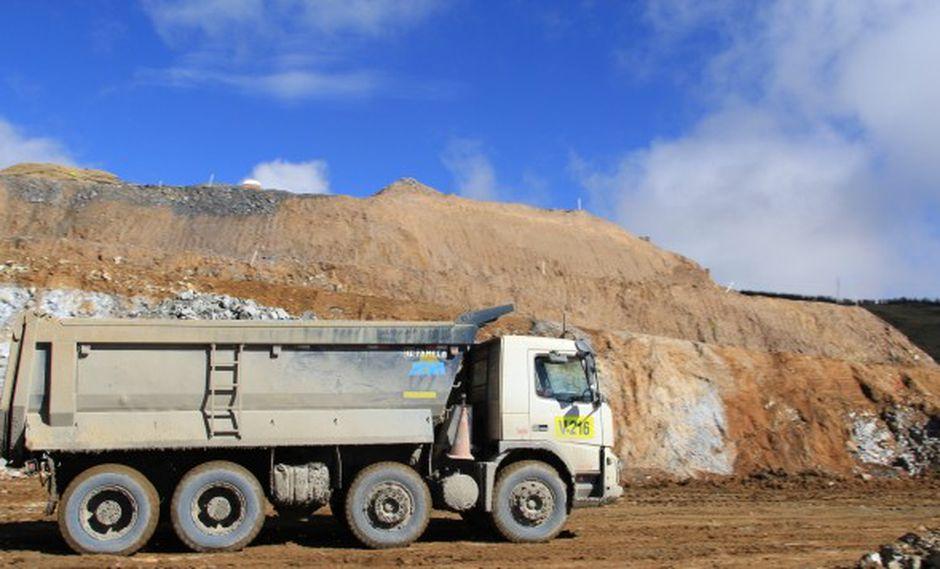 Las empresas mineras están incrementando los recursos de canon y regalías para las regiones por cuarto año consecutivo, dijo el titular del Minem. (Foto: GEC)<br>