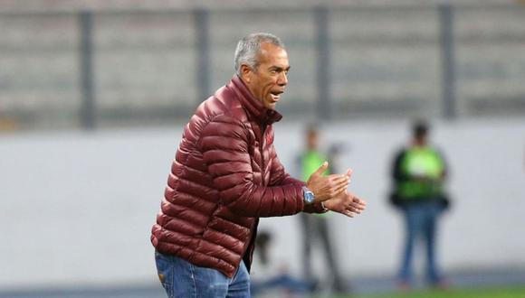 Wilmar Valencia solo piensa en la victoria ante Alianza Lima por la Fase 2 de la Liga 1. (Foto: GEC)
