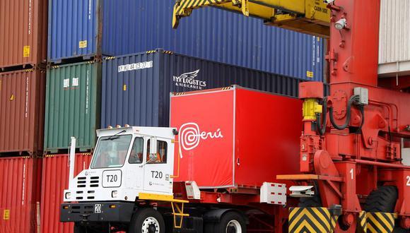 Las exportaciones peruanas ascenderían a US$ 44,000 millones durante el 2021, según Adex. (Foto: GEC)