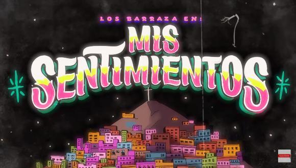 """'Tomate' Barraza estrena """"Mis sentimientos"""" junto a Daniela Darcourt y Maricarmen Marín. (Foto: Captura de video)"""