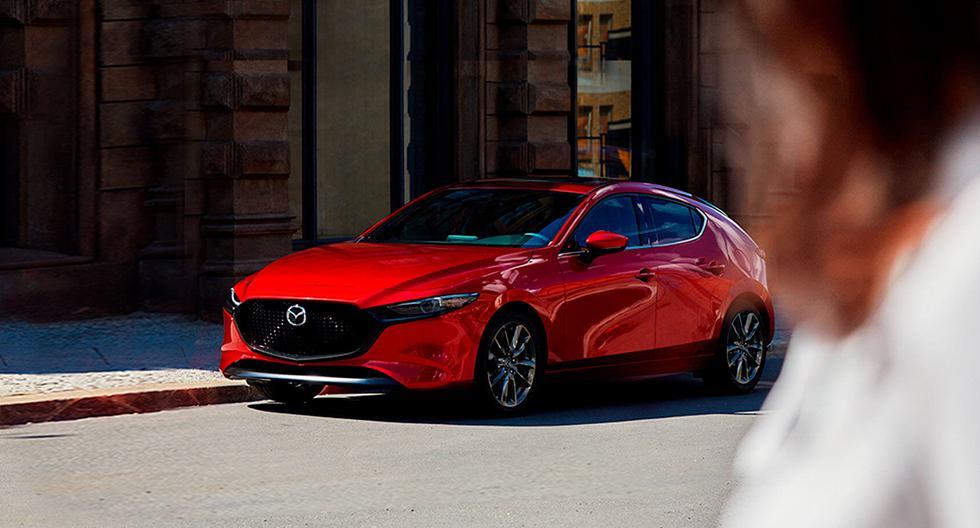 Anteriormente, el All-New Mazda 3 ya había sido reconocido por su diseño en los premios Red Dot 2020. (Fotos: Mazda).