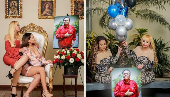 Flor Polo dejó sentidos mensajes a su padre Augusto Polo Campos, uno de los rostros más conocidos de la música peruana. (Foto: Instagram @florcitapolodiaz).