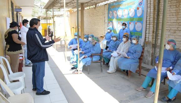 Se reporta primer caso sospechoso de difteria en un distrito de la región (Foto: Gore Lambayeque).