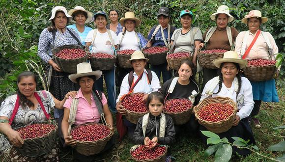 La marca Café femenino ha permitido que las mujeres tengan mayor participación en la toma de decisiones de sus comunidades. (Foto: Difusión)