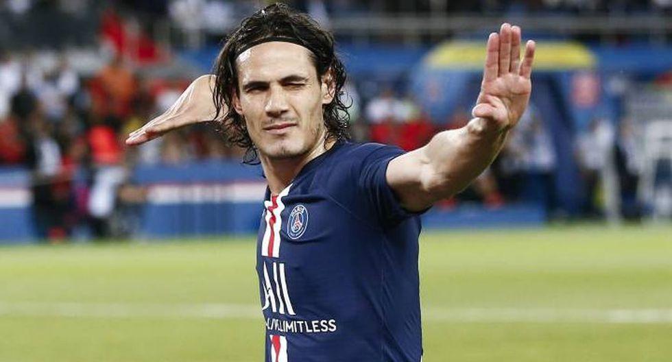Edinson Cavani (33 años) Último equipo: Paris Saint-Germain - Valor de mercado: 20 M€