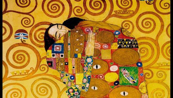 Detalle de Fulfillment (El abrazo), obra de Gustav Klimt. La comprensión del otro tiene componentes evolutivos, éticos y subjetivos.