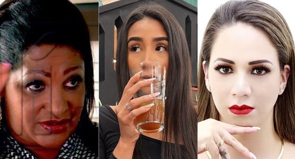 Doña Charo opina sobre pelea entre Samahara Lobatón y Melissa Klug (Foto: Instagram)