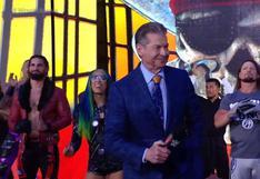 Vince McMahon dio un mensaje de bienvenida a los fanáticos de WWE a Wrestlemania 37