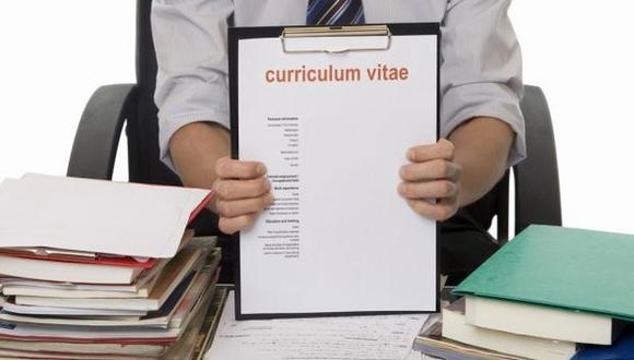 El 90% de los currículums no entrega información concreta del desempeño profesional del candidato, señala especialistade Michael Page. (Foto: USI)
