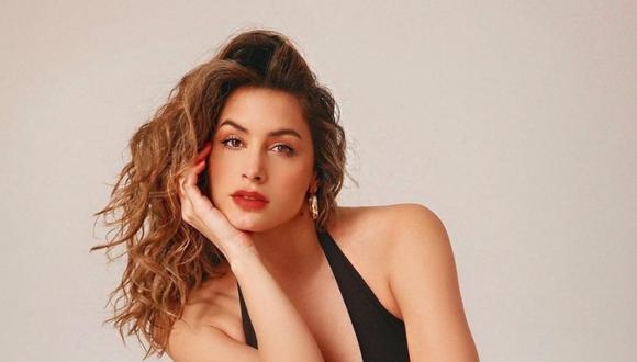 """""""Amor y Fuego"""" decidió llamar a la madre de Millet Figueroa, sin embargo, la modelo también resultó interviniendo. (Foto: @milett)"""