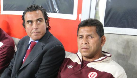 José Luis Carranza volvió a dejar en claro que la amistad con 'Chemo' del Solar está rota. (Foto: GEC)