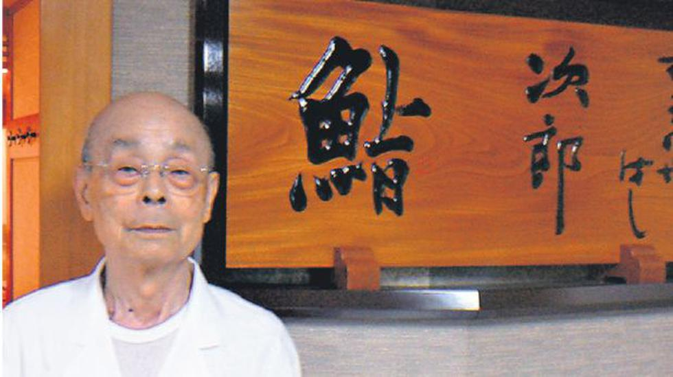 Jiro Ono, maestro de sushi, está preocupado por la sobrepesca - 1