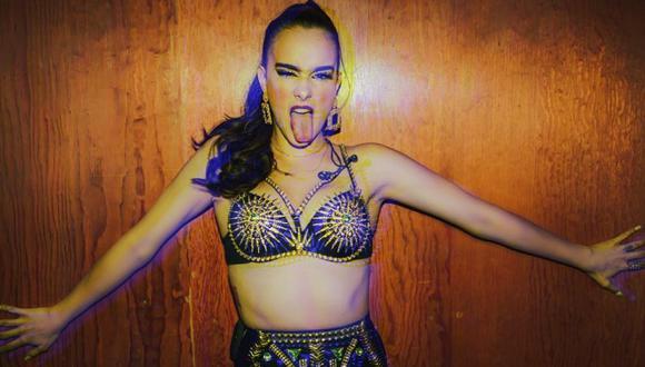 Actriz Gala Montes ha ido escalando en su carrera. (Foto: Instagram/galamontes)