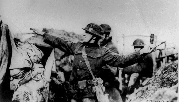 La Primera Guerra Mundial, el devastador conflicto que cambió el mundo para siempre. (AP).