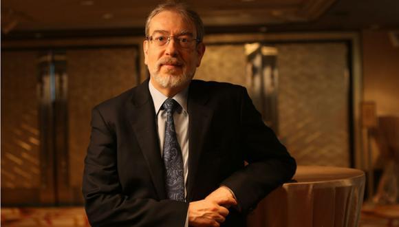Pablo Antolin, economista principal de la OCDE y Jefe de la Unidad de Pensiones de Capitalización del bloque económico.