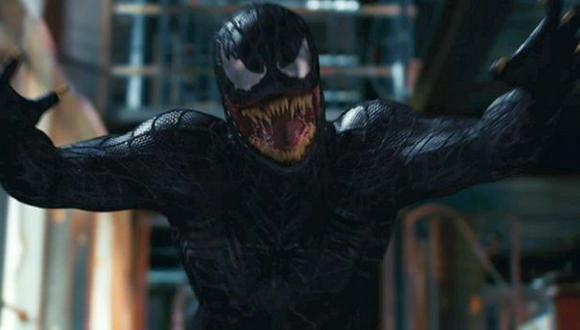 Venom en la película de Spiderman estrenada en el año 2007. (Captura: YouTube)