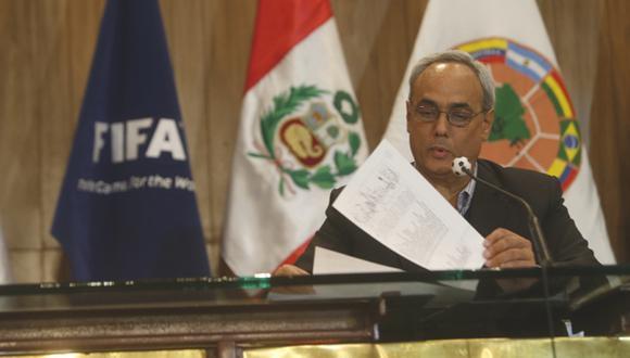 FPF: elección de directorio será el 18 y 19 de diciembre