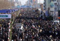 Iraníes conmemoran 41° aniversario de la Revolución Islámica | FOTOS