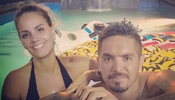 Blanca Rodríguez y Juan Vargas. (Foto: Instagram)