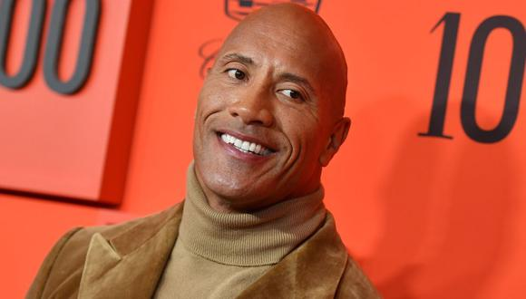 """Dwayne """"La Roca"""" Johnson producirá una serie sobre lucha libre para HBO. (Foto: AFP)"""