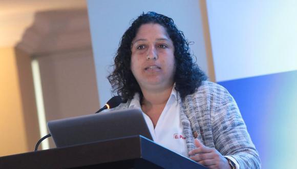 Fabiola Muñoz indicó que Jorge Meléndez se apartó del Midis para no afectar al gobierno (Foto: GEC)