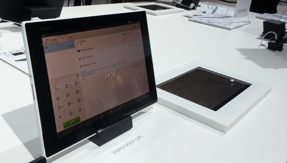 MWC14: Sony también apuesta por las tabletas ultradelgadas