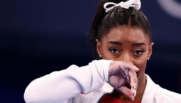 Biles es la única gimnasta que ha sido campeona del mundo tres veces seguidas. (Foto: AFP)