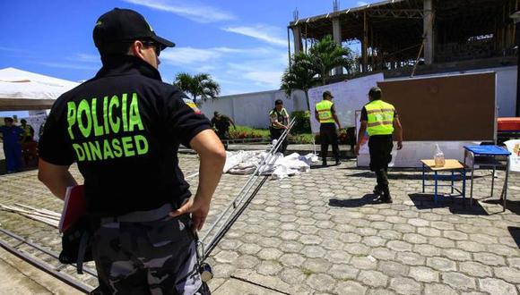 La Policía dijo que aún no tienen información oficial de los hechos y que están esperando recibir los detalles desde Cotopaxi. (Foto referencial: EFE)
