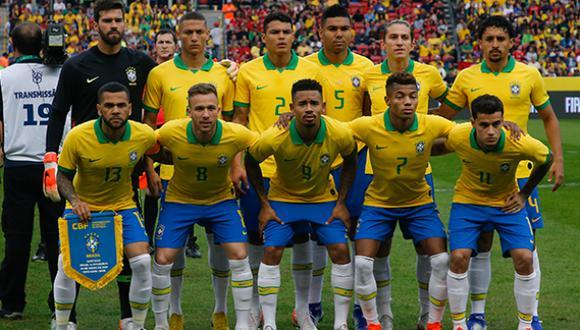 Según las probabilidades, Brasil sería el favorito para pasar como líder del grupo A