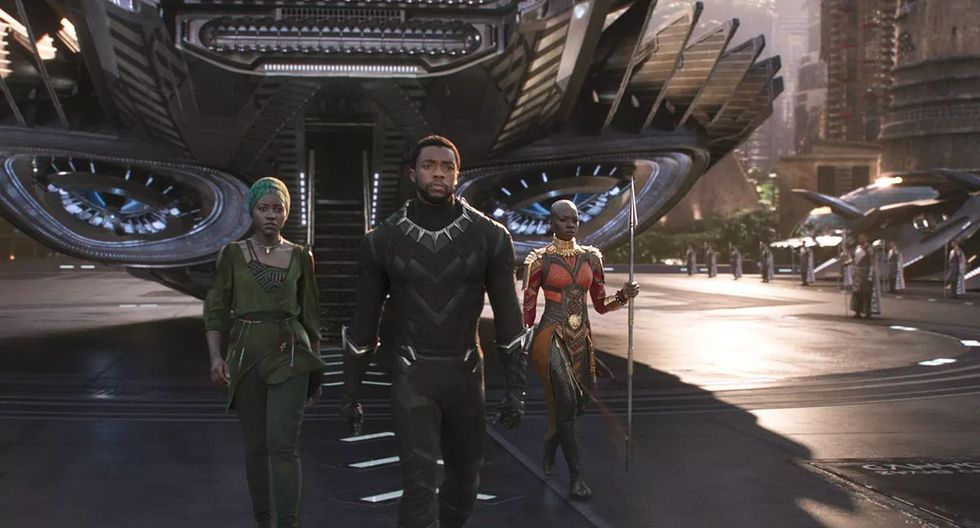 """Black Panther"" (2018) – HBO Go"
