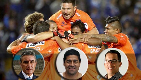 César Vallejo en boca de un técnico, un jugador y un periodista