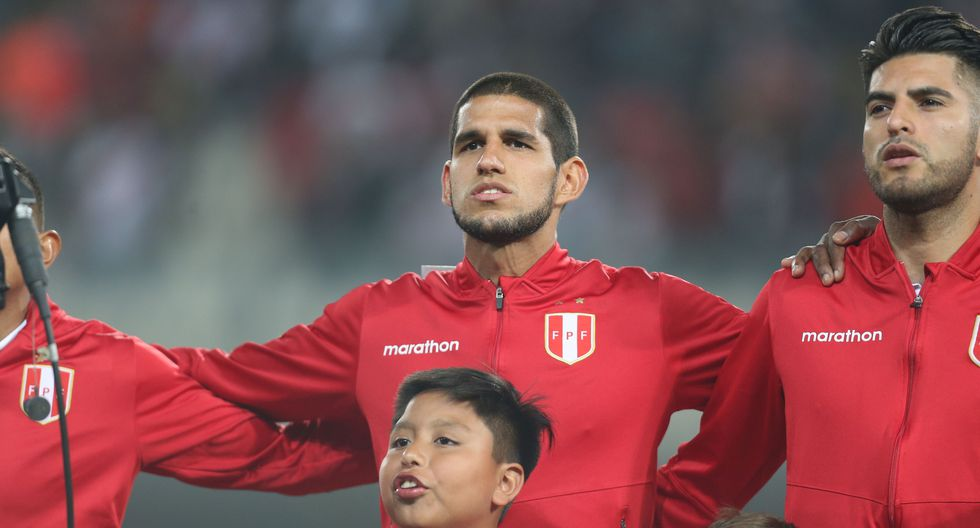Abram-Zambrano, la dupla titular de Perú. Ambos juegan en Argentina. (Foto: Violeta Ayasta)