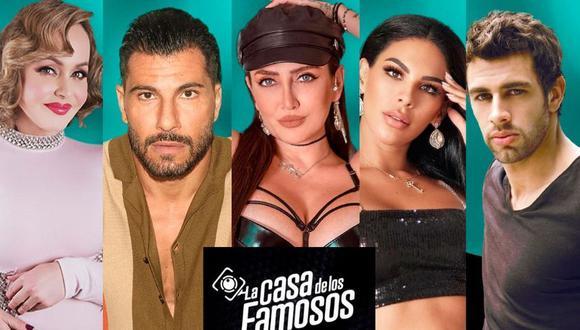 """""""La casa de los famosos"""" es emitida por Telemundo, aunque también puede seguirse el show en vivo por Internet (Foto: Telemundo)"""