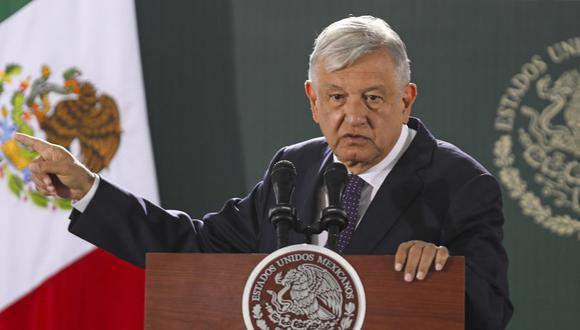 AMLO, actual presidente de México. (Foto: Herika MARTINEZ / AFP).