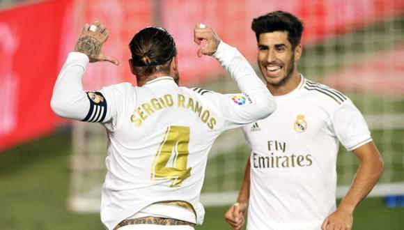 Madrid le sacó 4 puntos de ventaja a FC Barcelona. (Foto: Agencias)