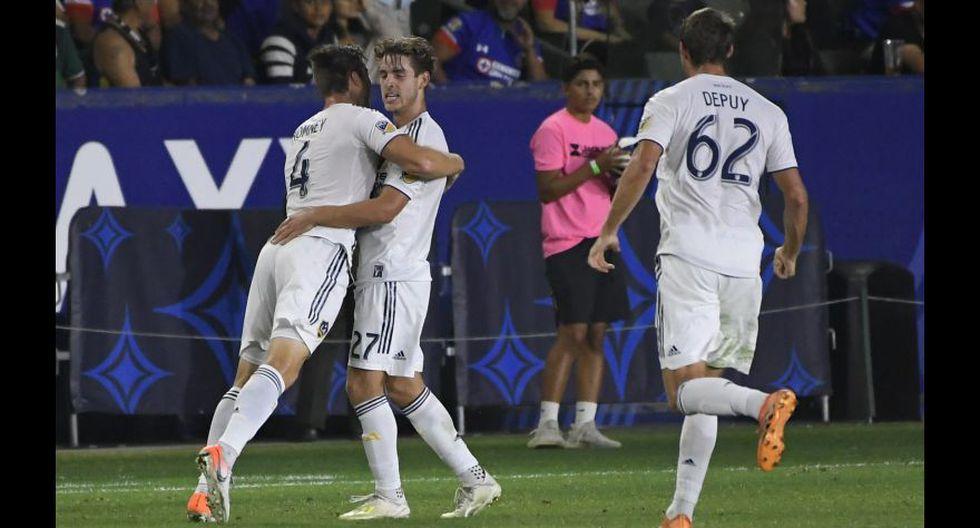 Cruz Azul vs. LA Galaxy: mejores imágenes del partido. (Foto: AFP)