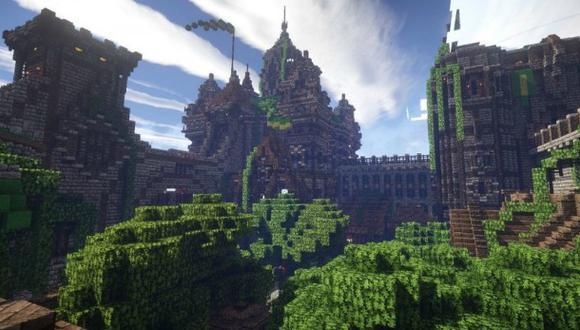 Minecraft ahora permite comprar creaciones de otros usuarios
