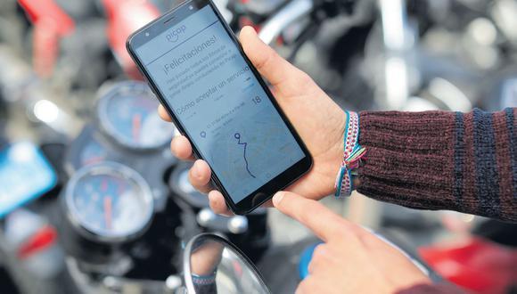 Picap no realiza ningún filtro sobre el estado de la licencia de conducir de los choferes que acepta. (Anthony Niño de Guzmán)