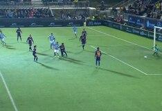 Barcelona vs. Ibiza: Javi Pérez sorprendió a los culés y marcó el 1-0 por la Copa del Rey | VIDEO