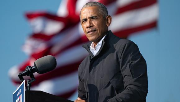 El expresidente de Estados Unidos, Barack Obama. (AFP / Elijah Nouvelage).