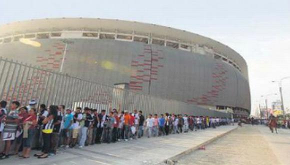 IPD criticó a ADFP por no reservar a tiempo el Estadio Nacional