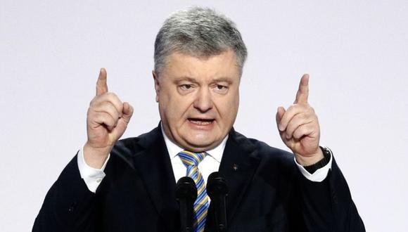 Petró Peroshenko, presidente de Ucrania, solicitará el ingreso a la Unión Europea en 2024. (Reuters)