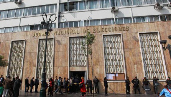 JNE canceló inscripción de movimiento que postuló a Villarán