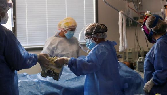 Coronavirus en Argentina   Últimas noticias   Último minuto: reporte de infectados y muertos hoy, jueves 22 de abril del 2021   Covid-19   (Foto: REUTERS/Agustin Marcarian).