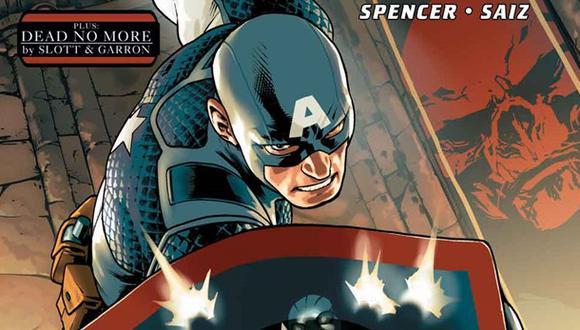 """Capitán América"": amenazan de muerte a guionista del cómic"